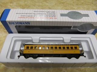 バックマンのオープンエンドの古典客車が170mm長 2,480円